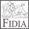 """[""""Fidia Arte Moderna Sas""""]"""